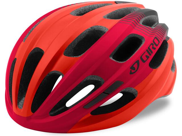 Giro Isode Casco, matte red/black